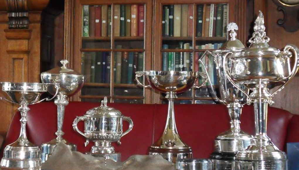 Army Officer's Golfing Society Individual Trophies